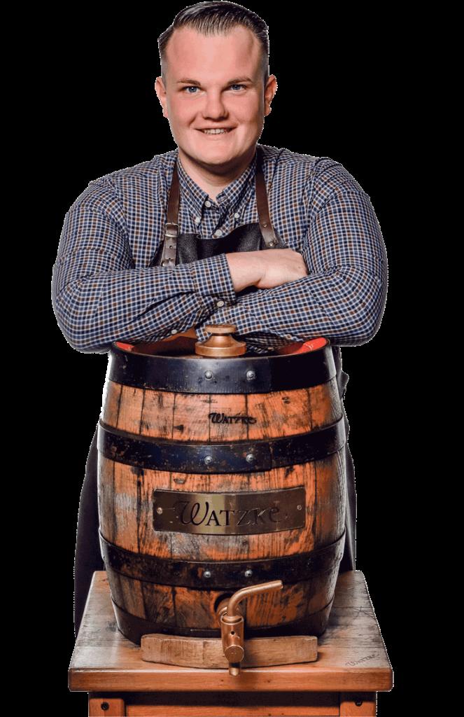 Hausbraeu Watzke - Watzke Brauerei - Brauer